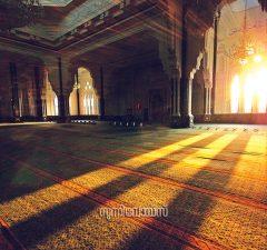 light of prophet (S)-malayalam