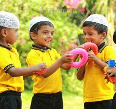 Pre school in kerala