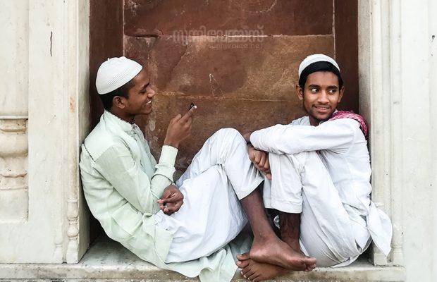 india and muslims - Malayalam